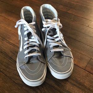 Vans Canvas Sk8-Hi (frost gray)